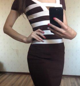 Платье бандаж , 44 размр  Love Republick