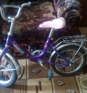 "Велосипед FORWARD"" Барсик14"""