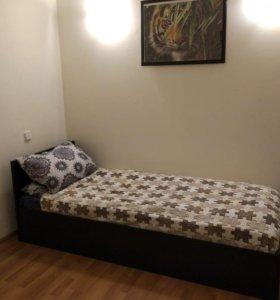 Кровать с матрасом 80*200 новая