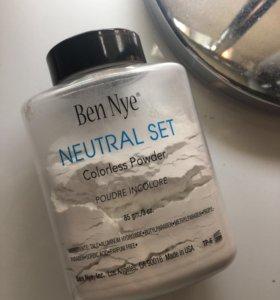 Пудра Ben Nye