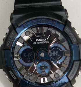 Часы Casio G-SHOCK GA-200 CB