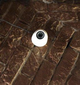Видеокамеры в помещение на время ремонта