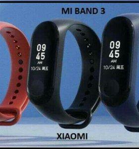 Xiaomi mi band 3 на русском (Сяоми ми бэнд 3)