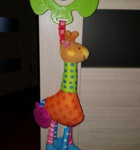 подвесная игрушка - Жираф ( KiKidi)