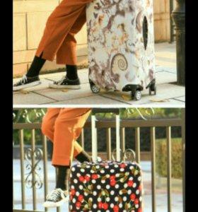 Новый чехол для чемодана