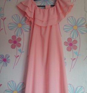 СОВЕРШЕННО НОВОЕ летнее платье
