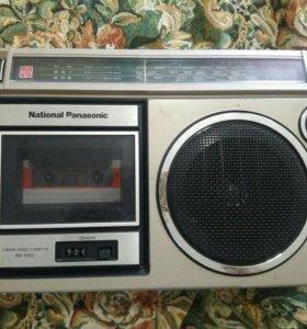 National Panasonic RX 1550T