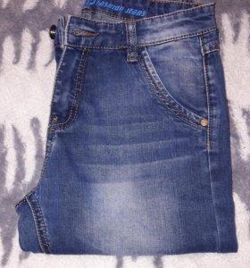 джинсы на р.146-152