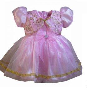 Платье нарядное (новое)