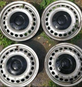 Оригинальные диски VW t5