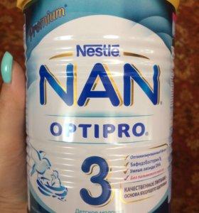 Nan3 детское питание