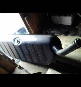 Топливный бак на W124