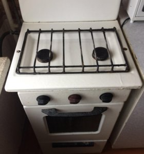 Продам газовую 2-х комфорочную плиту.