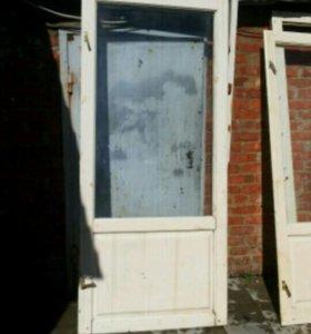 Практичные двери с коробкой