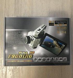 Видеорегистратор F900LHD FULL HD новый в упаковке