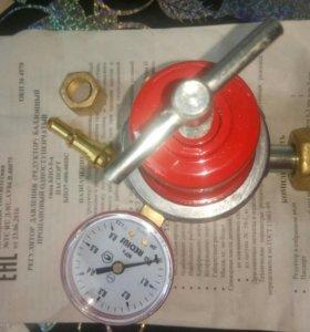 Регулятор давления бпо-5-4 пропановый редиус