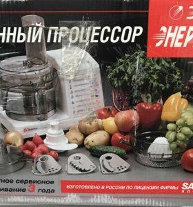 Кухонный процессор ЭДА ЭНЕРГИЯ (КП 1580Е-03)