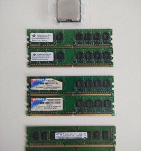 Процессор intel core 2 duo e5400 / LGA775