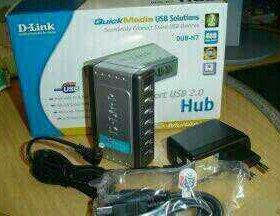 USB 2.0 Hub на 7 портов D-link DUB-H7