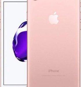 Apple iPhone 7 128 розовое золото
