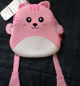 Детский рюкзак Котик