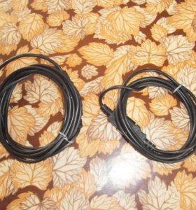 Удлинители кабеля питания