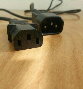 удлинитель для кабеля питания