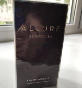 Т/в Allure Sensuelle Chanel 100 ml (Франция)