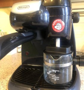 Кофеварка ес 5