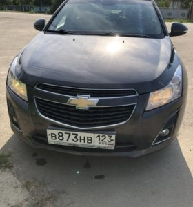 Chevrolet Cruze, 2013