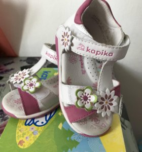 Детские сандалики 21 размер