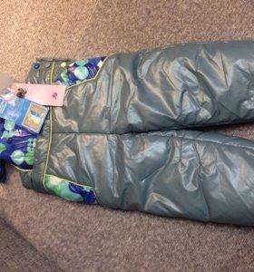 Детские зимние штаны