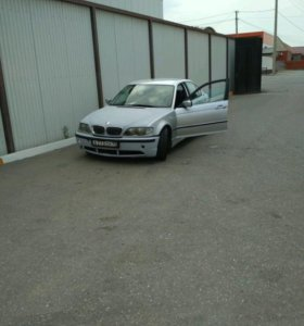 BMW 3 серия, 2002