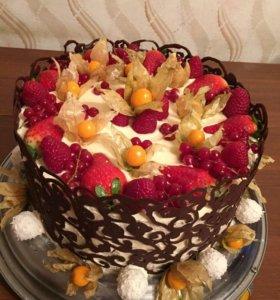 🍰🍰🍰Домашние торты на заказ❣️