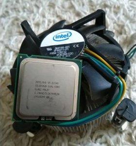 Процессор intel celeron e1500 2.2 ghz + кулер