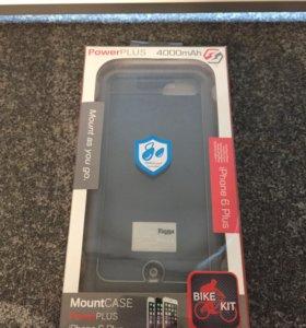 Крепление MountCase для iPhone 6/6S Plus на вело