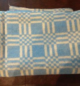 Одеялко байковое