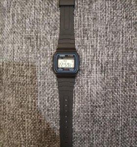 Часы casio f 91w
