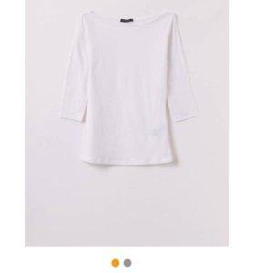 футболка с длинными рукавами
