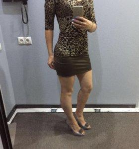 Женское итальянское платье