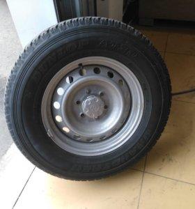 Летние колеса 245/70/R17