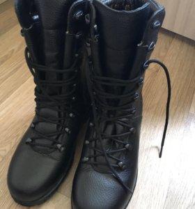 Берцовые ботинки