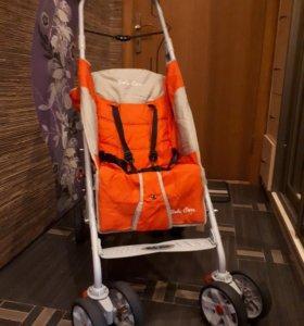 Коляска-трость прогулочная Baby Care
