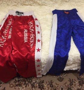 Кикбоксерские штаны