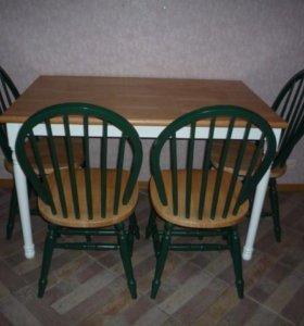 Комплект деревянной мебели пр- ва Малайзия