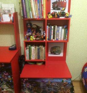 Мебель для детской Тачки /обмен