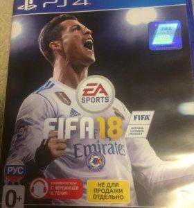 FIFA 18(ps 4)