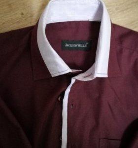 Рубашка на мальчика размер 128