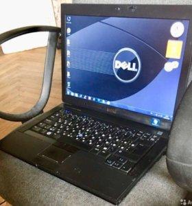 Dell E6400 2 ядра, 4/320Гб отлично работает
