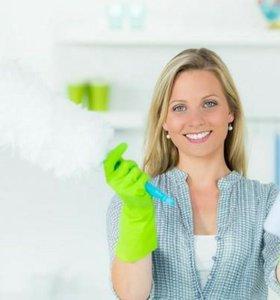 Клининговая уборка квартир,коттеджей и офисов